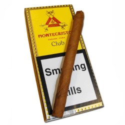 MONTECRISTO CLUB NO587T