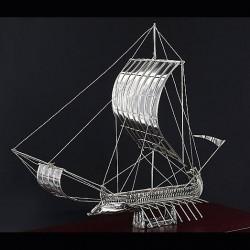 Ασημένια  Καράβια NO619KA1
