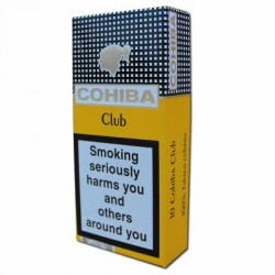 COHIBA CLUB 10 NO583T